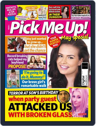 Pick Me Up! Special Magazine (Digital) May 1st, 2021 Issue Cover