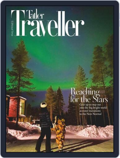 Tatler Traveller Philippines Magazine (Digital) August 28th, 2020 Issue Cover