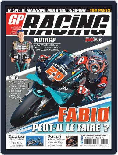GP Racing Magazine (Digital) October 1st, 2020 Issue Cover