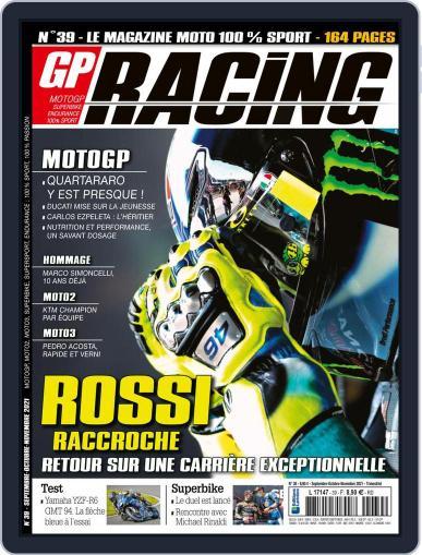 GP Racing Magazine (Digital) September 1st, 2021 Issue Cover