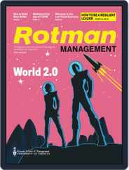 Rotman Management Magazine (Digital) Subscription December 10th, 2020 Issue