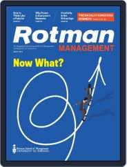 Rotman Management Magazine (Digital) Subscription August 16th, 2021 Issue