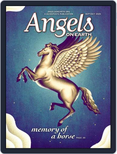 Angels On Earth Magazine (Digital) September 1st, 2020 Issue Cover