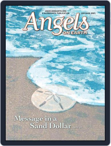 Angels On Earth Magazine (Digital) July 1st, 2021 Issue Cover