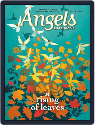 Angels On Earth Magazine (Digital) September 1st, 2021 Issue Cover