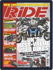 RiDE United Kingdom Magazine (Digital) Subscription January 13th, 2021 Issue
