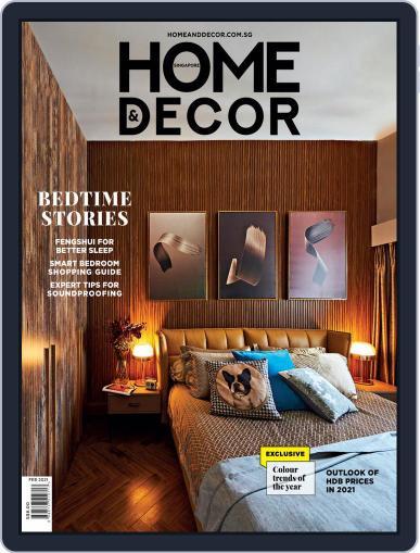 Home & Decor Magazine (Digital) February 1st, 2021 Issue Cover