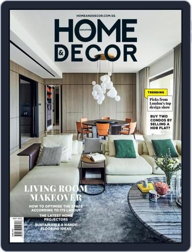 Home & Decor Magazine (Digital) May 1st, 2021 Issue Cover