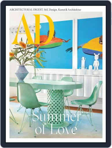 AD (D) Magazine (Digital) July 1st, 2021 Issue Cover