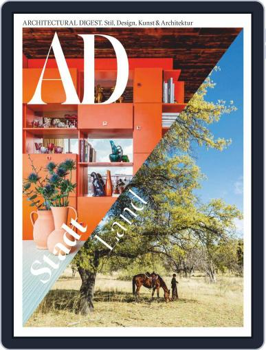 AD (D) Magazine (Digital) March 1st, 2021 Issue Cover