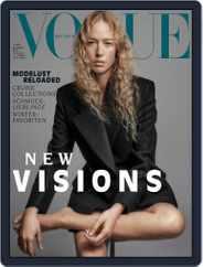 Vogue (D) Magazine (Digital) Subscription November 1st, 2020 Issue