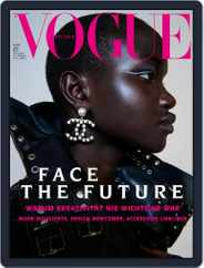 Vogue (D) Magazine (Digital) Subscription March 1st, 2021 Issue