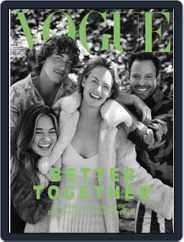 Vogue (D) Magazine (Digital) Subscription October 1st, 2021 Issue