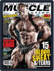 Muscle Evolution (Digital) Subscription September 1st, 2018 Issue