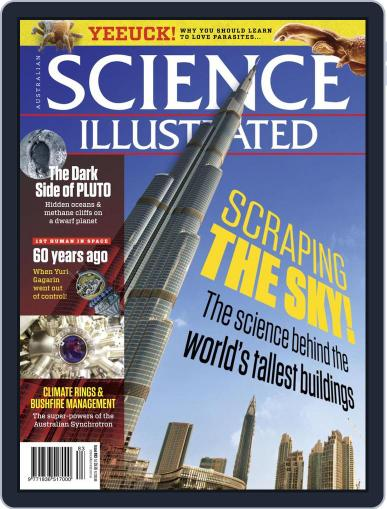 Science Illustrated Australia Magazine (Digital) May 1st, 2021 Issue Cover