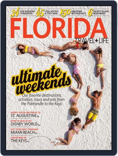 Florida Travel And Life June 13th, 2014 Digital Back Issue Cover