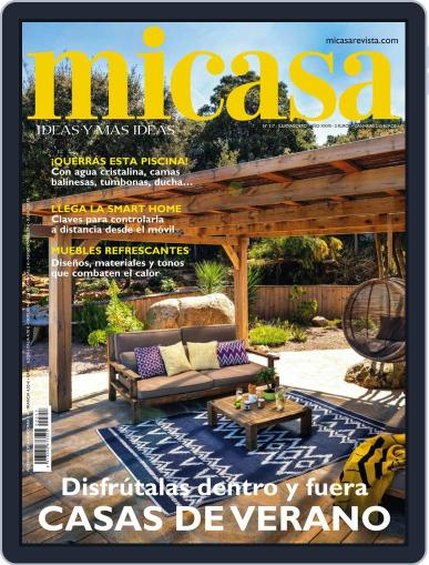 Micasa Magazine (Digital) July 1st, 2021 Issue Cover