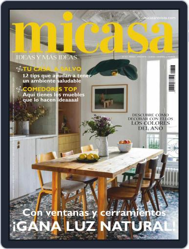 Micasa Magazine (Digital) March 1st, 2021 Issue Cover