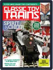 Classic Toy Trains Magazine (Digital) Subscription December 1st, 2020 Issue