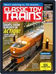 Classic Toy Trains Magazine (Digital) Subscription February 1st, 2021 Issue