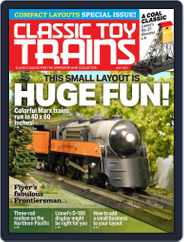 Classic Toy Trains Magazine (Digital) Subscription May 1st, 2021 Issue