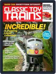 Classic Toy Trains Magazine (Digital) Subscription November 1st, 2021 Issue