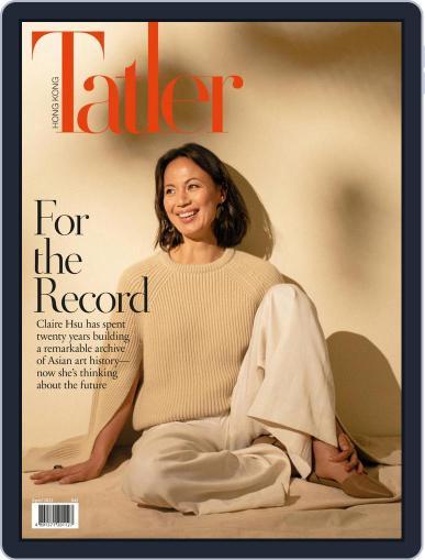 Tatler Hong Kong Magazine (Digital) April 1st, 2021 Issue Cover