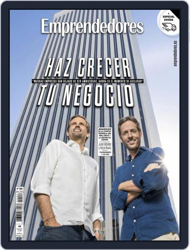 Emprendedores Magazine (Digital) July 1st, 2021 Issue Cover