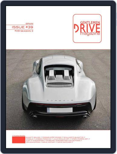 Gentlemen Drive Magazine (Digital) December 14th, 2020 Issue Cover