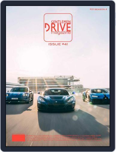 Gentlemen Drive Magazine (Digital) July 1st, 2021 Issue Cover