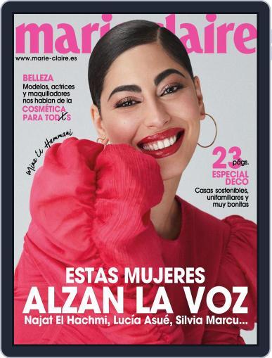 Marie Claire - España Magazine (Digital) April 1st, 2021 Issue Cover