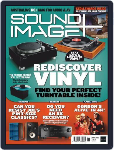 Sound + Image Magazine (Digital) November 1st, 2020 Issue Cover