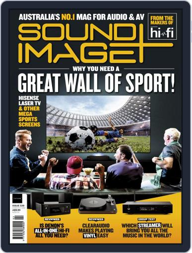 Sound + Image Magazine (Digital) May 1st, 2021 Issue Cover
