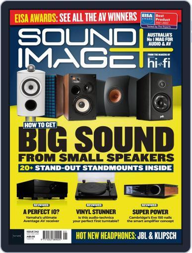 Sound + Image Magazine (Digital) November 1st, 2021 Issue Cover