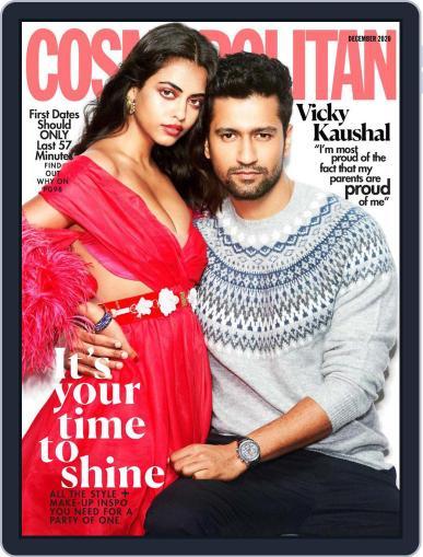 Cosmopolitan India Magazine (Digital) December 1st, 2020 Issue Cover