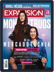 Expansión Magazine (Digital) Subscription November 1st, 2020 Issue
