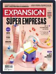 Expansión Magazine (Digital) Subscription May 1st, 2021 Issue