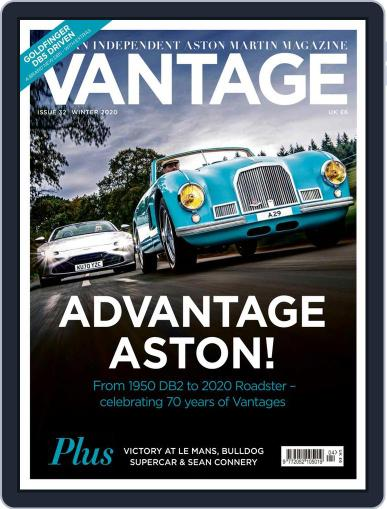 Vantage Magazine (Digital) December 3rd, 2020 Issue Cover