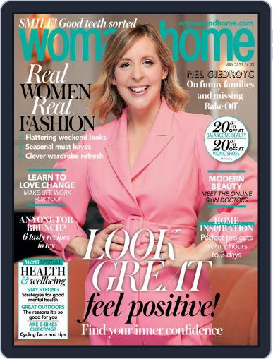 Woman & Home Magazine (Digital) May 1st, 2021 Issue Cover