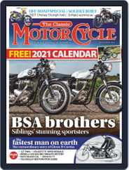 The Classic MotorCycle Magazine (Digital) Subscription December 1st, 2020 Issue