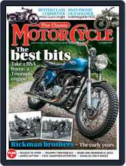The Classic MotorCycle Magazine (Digital) Subscription October 1st, 2020 Issue
