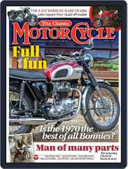 The Classic MotorCycle Magazine (Digital) Subscription April 1st, 2021 Issue