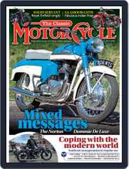 The Classic MotorCycle Magazine (Digital) Subscription July 1st, 2021 Issue