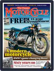 The Classic MotorCycle Magazine (Digital) Subscription May 1st, 2021 Issue