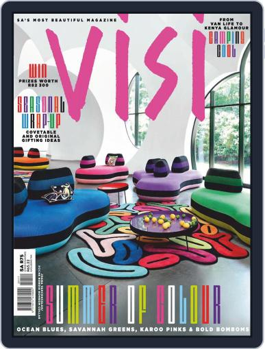 Visi Magazine (Digital) January 1st, 2021 Issue Cover