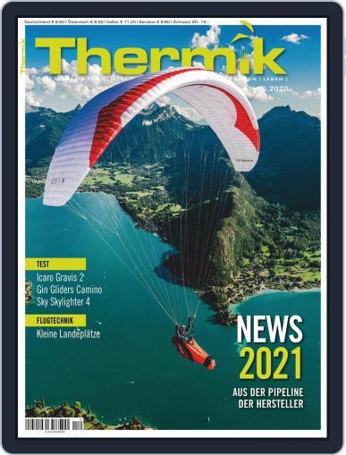 Thermik Magazin Magazine (Digital) November 1st, 2020 Issue Cover