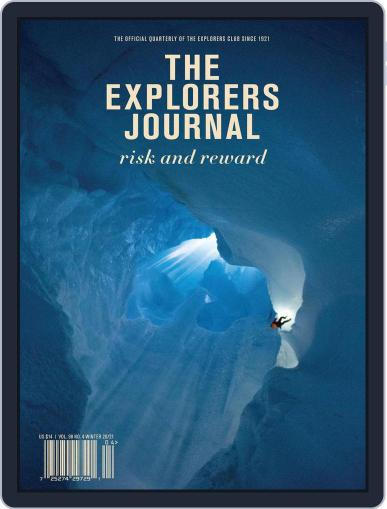 The Explorers Journal Magazine (Digital) December 15th, 2020 Issue Cover