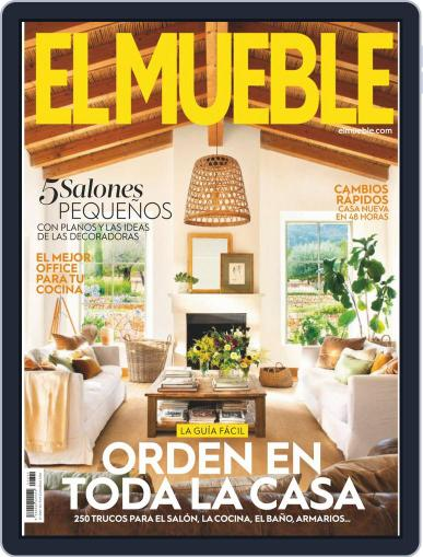 El Mueble Magazine (Digital) September 1st, 2020 Issue Cover