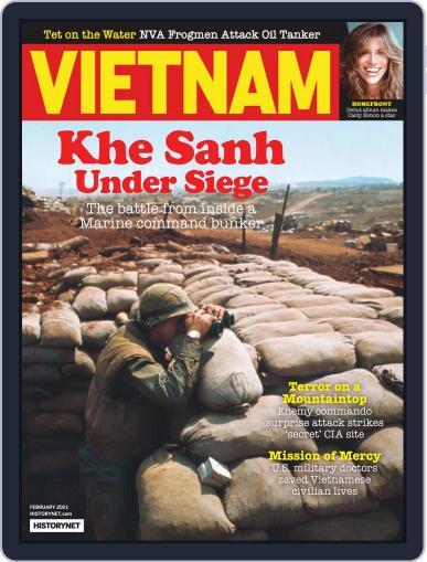 Vietnam Magazine (Digital) February 1st, 2021 Issue Cover
