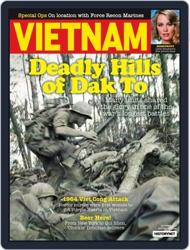 Vietnam Magazine (Digital) October 1st, 2021 Issue Cover